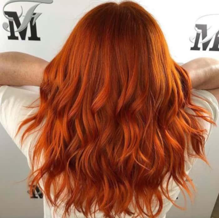 pumpkin hair halloween trend 1