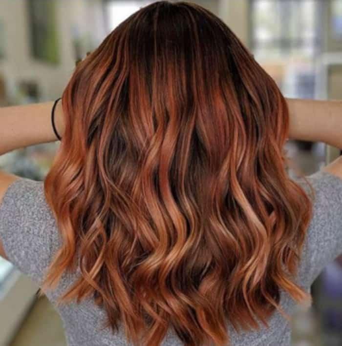 pumpkin hair halloween trend 10