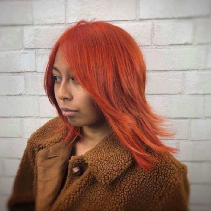 pumpkin hair halloween trend 3