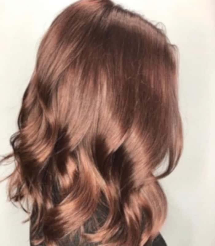 the best brown hair colors for fall 9