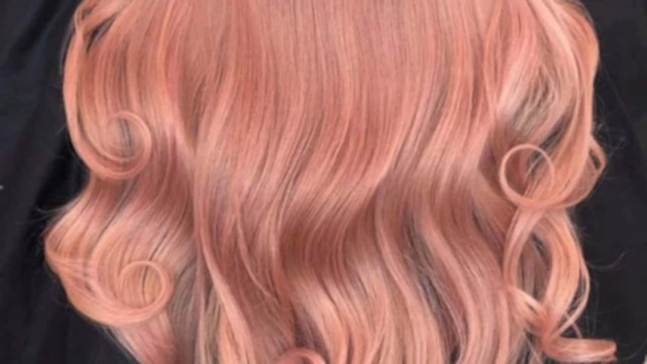 warm hair colors for fall 1