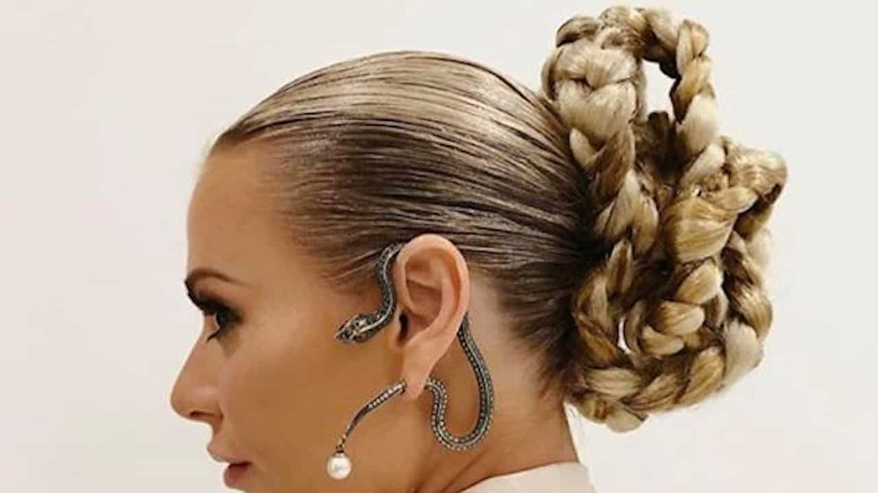 10 hairstyles that will stay in place despite the weather 4