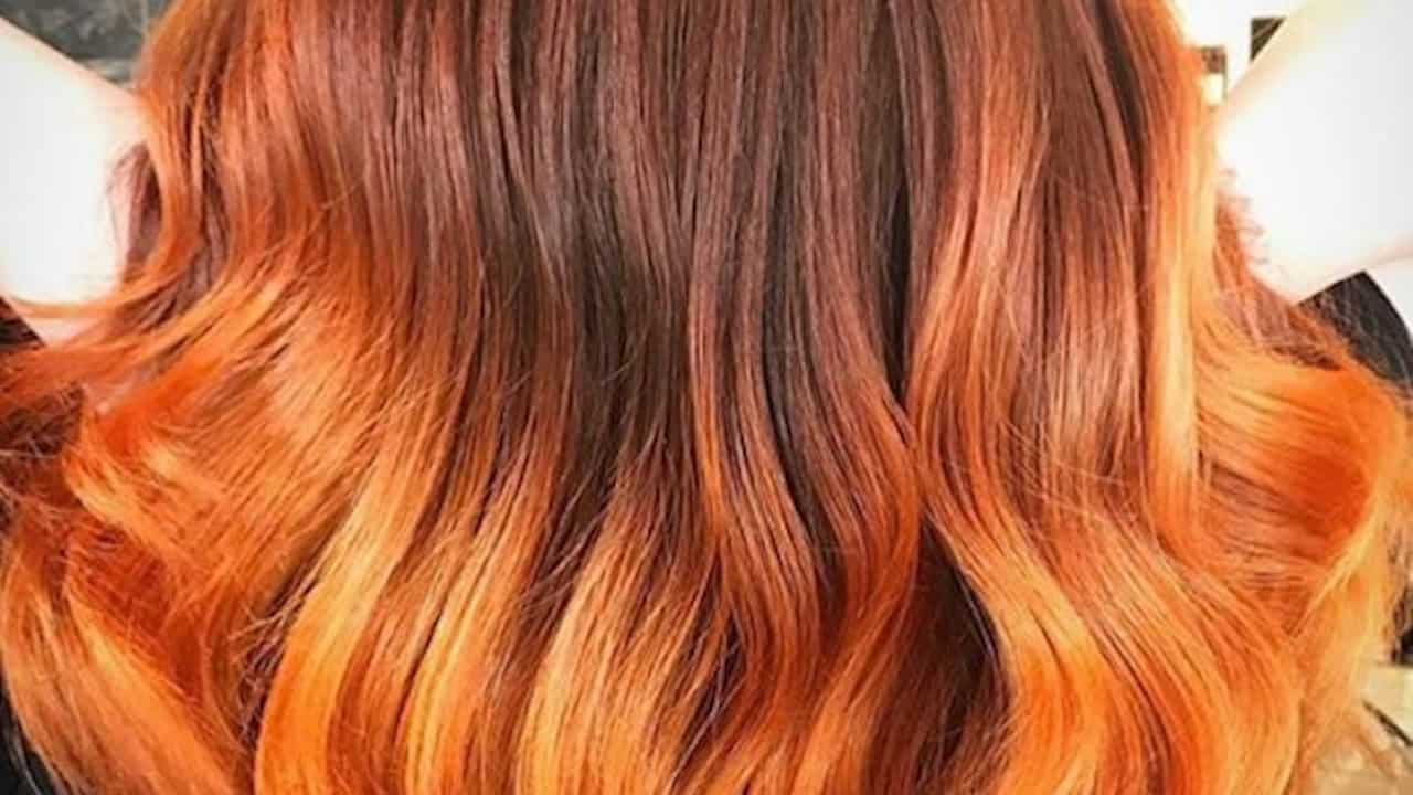 best ombre hair color ideas for winter 8