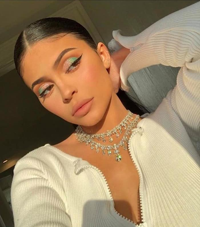 celebrity party makeup looks