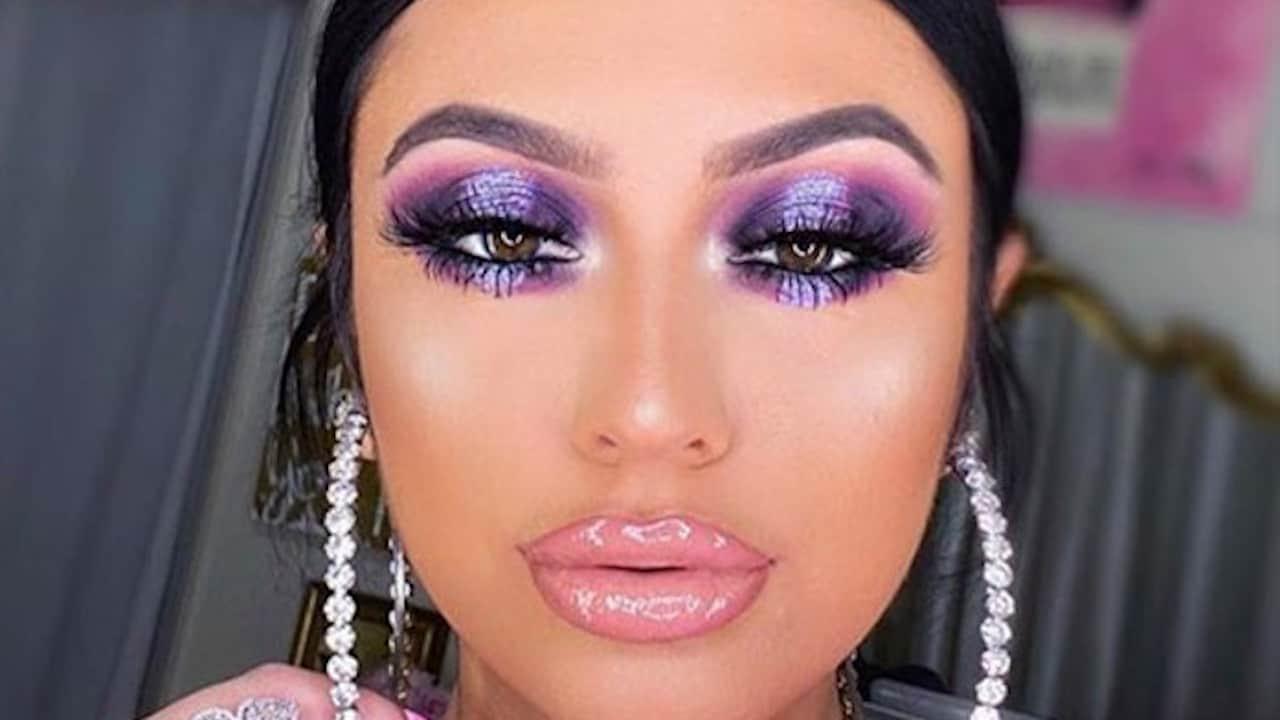 halo eye makeup trend 4