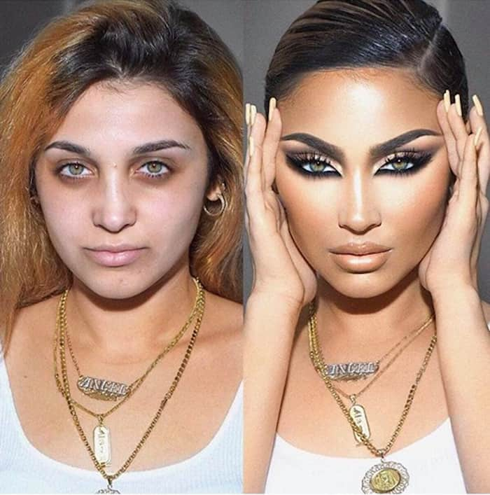 best beauty transformations painted by spencer 1