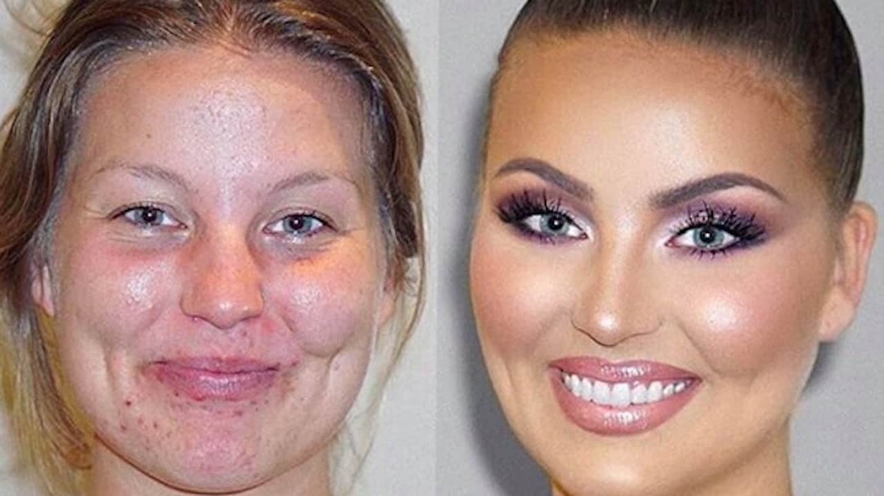 best beauty transformations painted by spencer