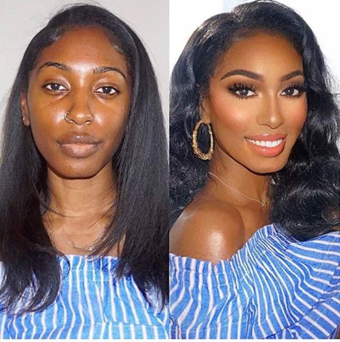 best beauty transformations painted by spencer 5