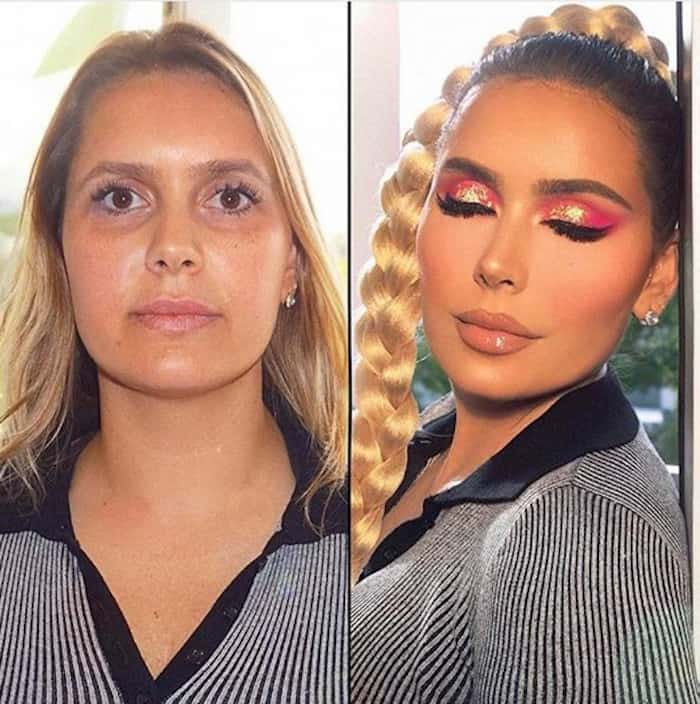 best beauty transformations painted by spencer 7
