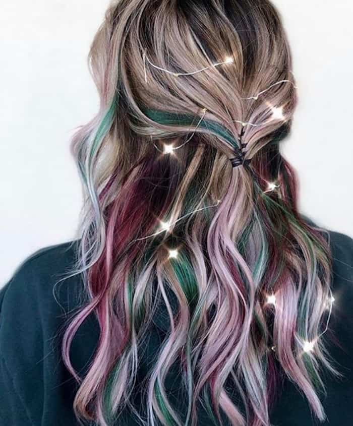 christmas hairstyle ideas