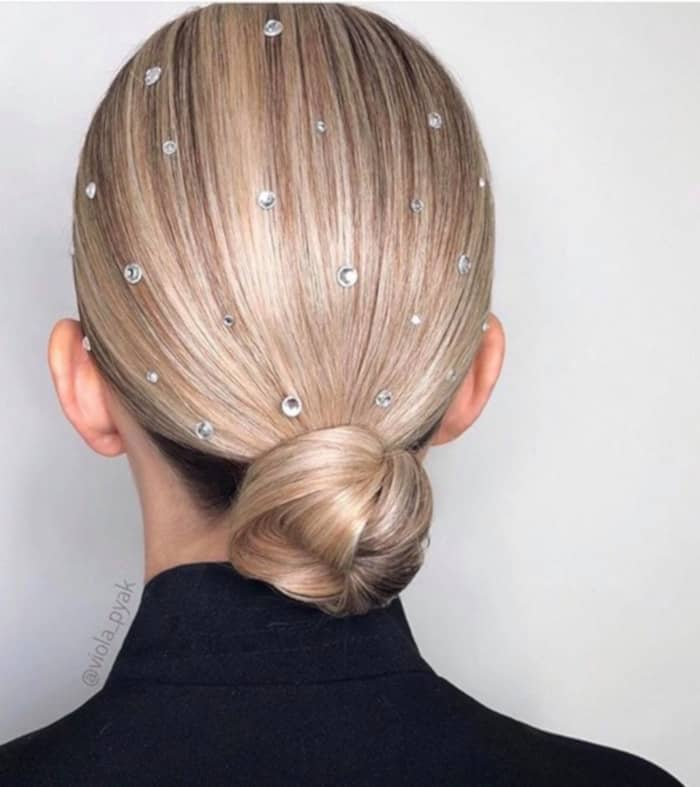 creative ways to style your short hair 3