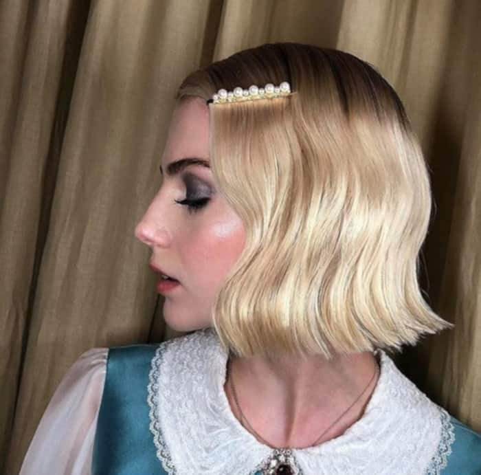 creative ways to style your short hair 6