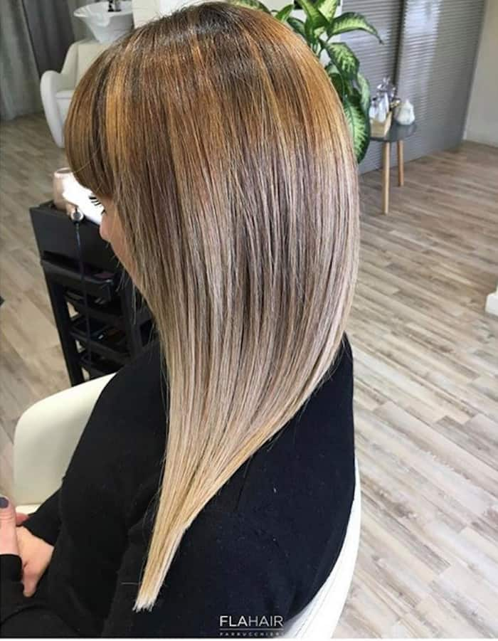 smoky gold hair trend 2