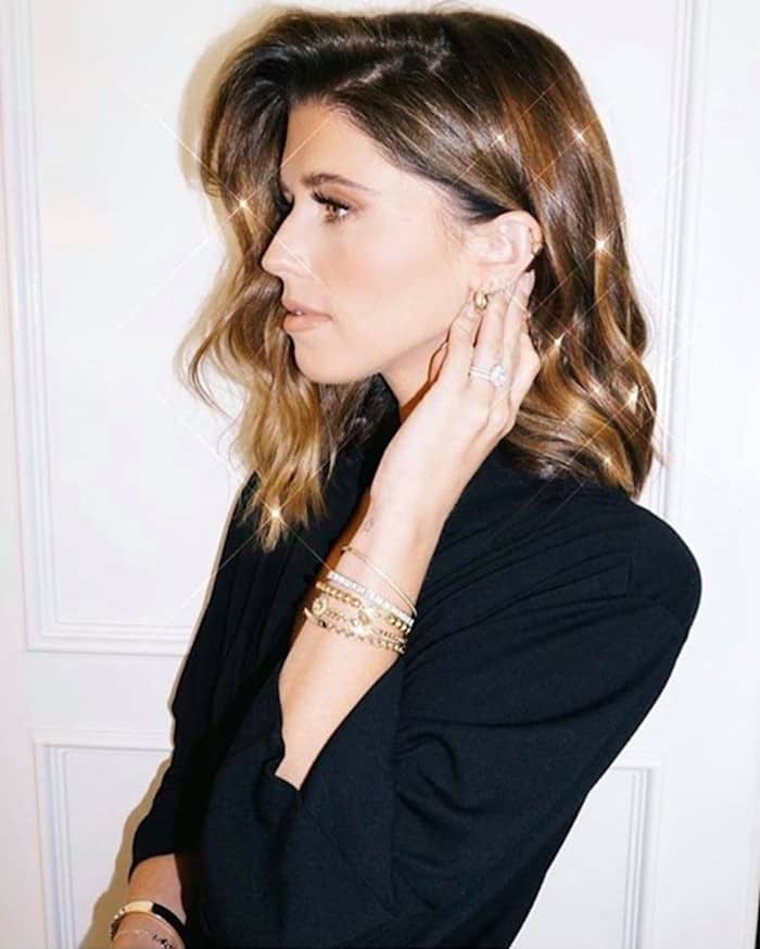 smoky gold hair trend 6