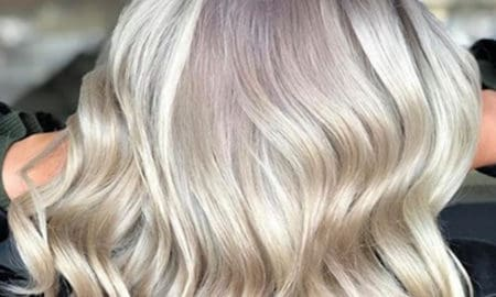 Buttercream Blonde Hair Color Trend