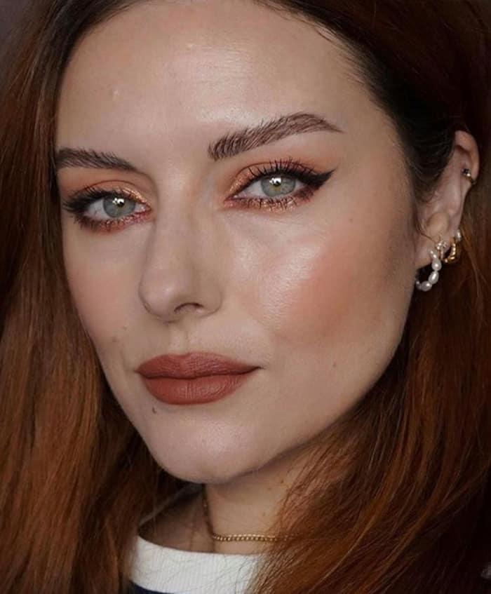 copper makeup 7