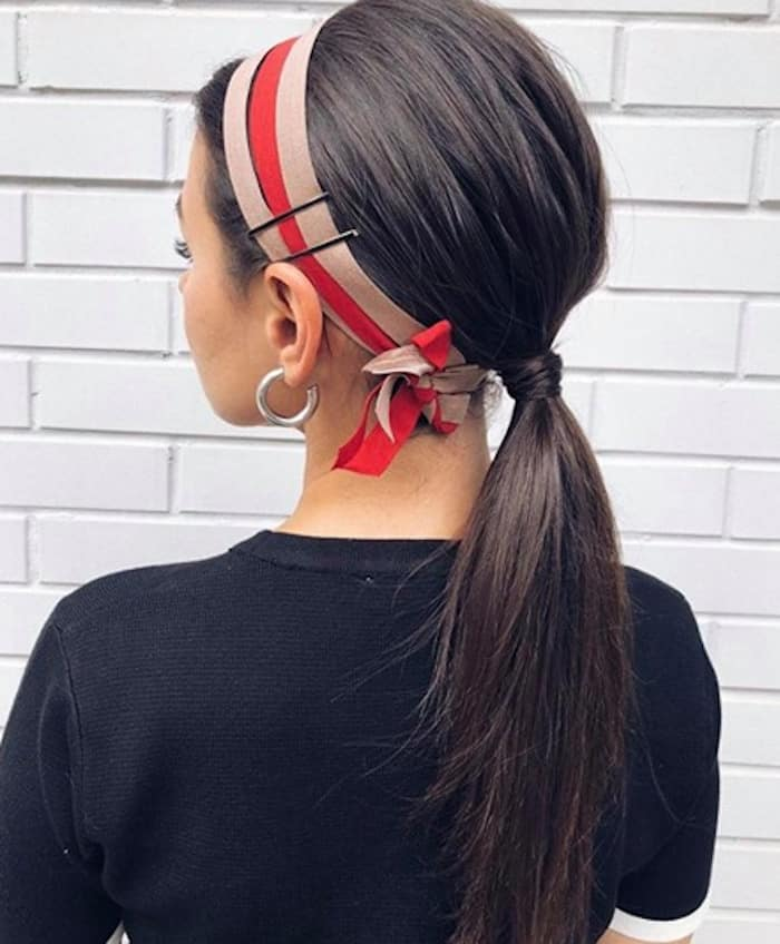 cute hairstyles you can do in under 5 minutes 5