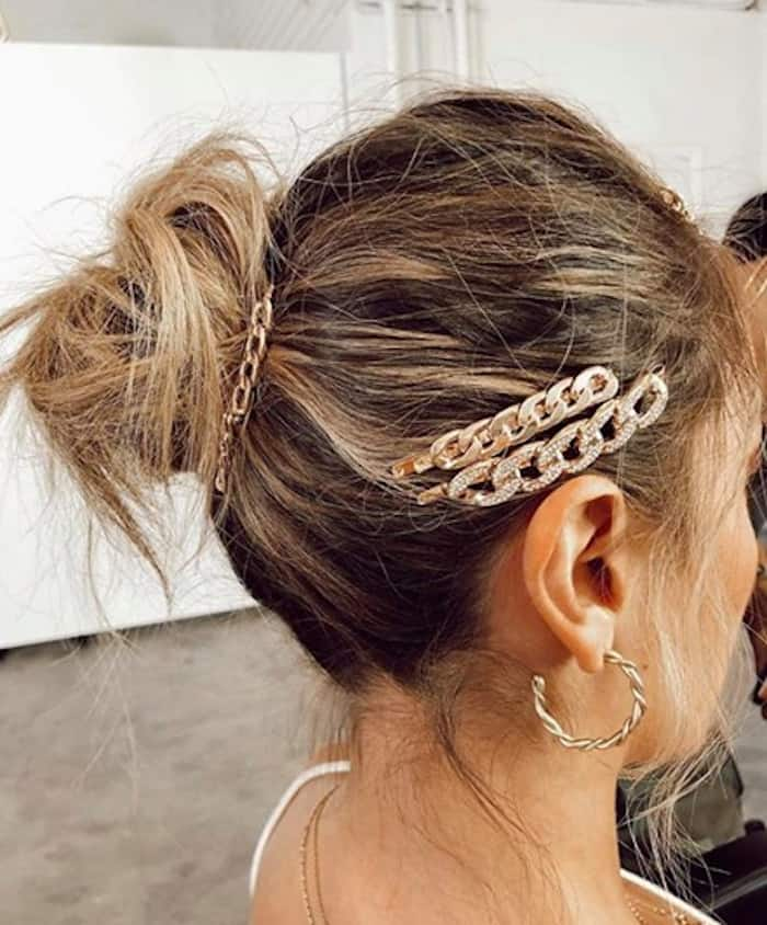 cute hairstyles you can do in under 5 minutes 6
