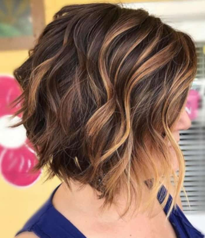 honey brown hair color trend 2