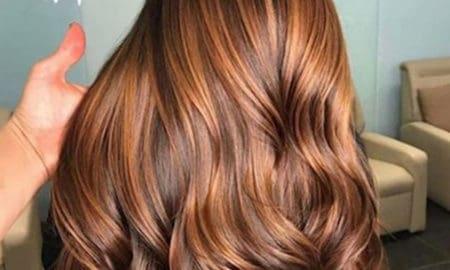 Illuminated Brunette Hair Color