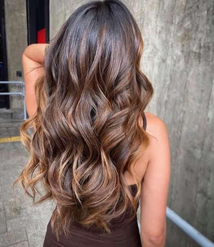 illuminated brunette hair color 4