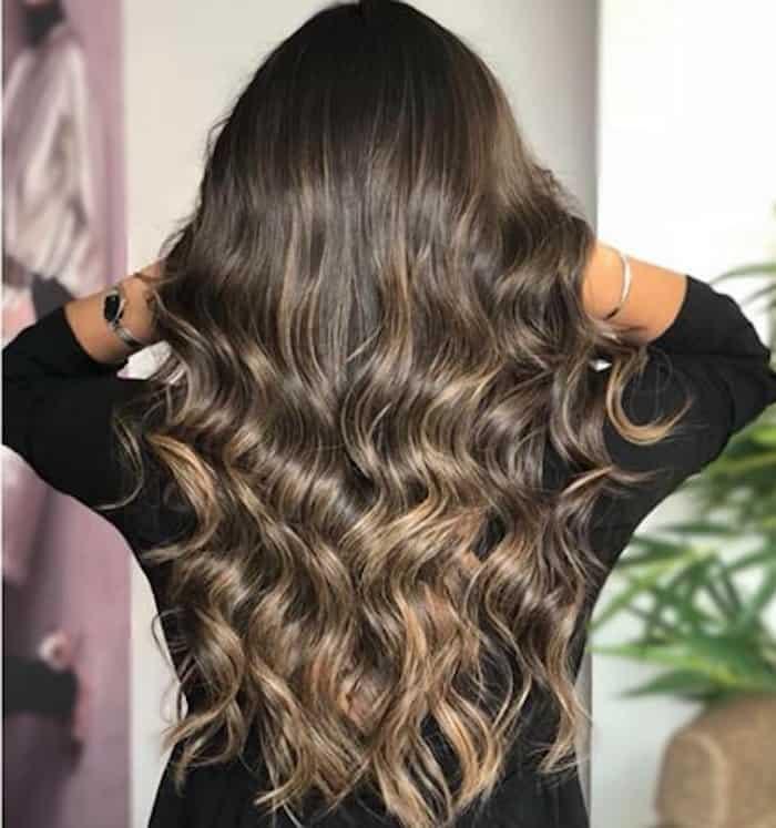 illuminated brunette hair color 5