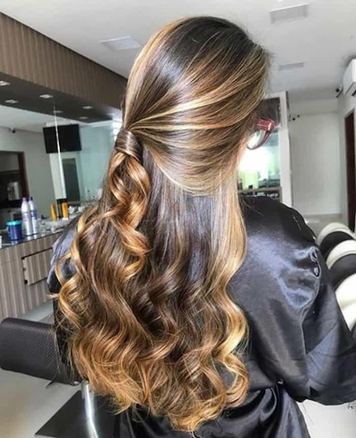 illuminated brunette hair color 8
