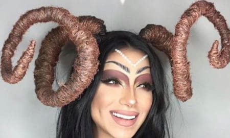 Makeup Look Inspired By Zodiac Signs