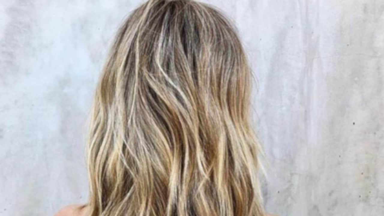 Sand Storm Hair Color Trend For Blondes