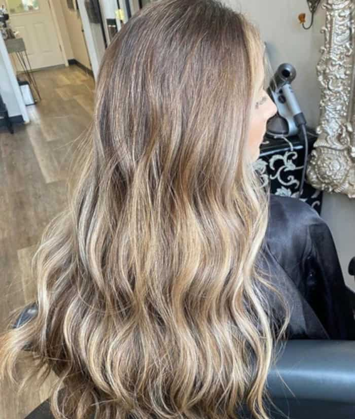 sand storm hair color trend for blondes 6
