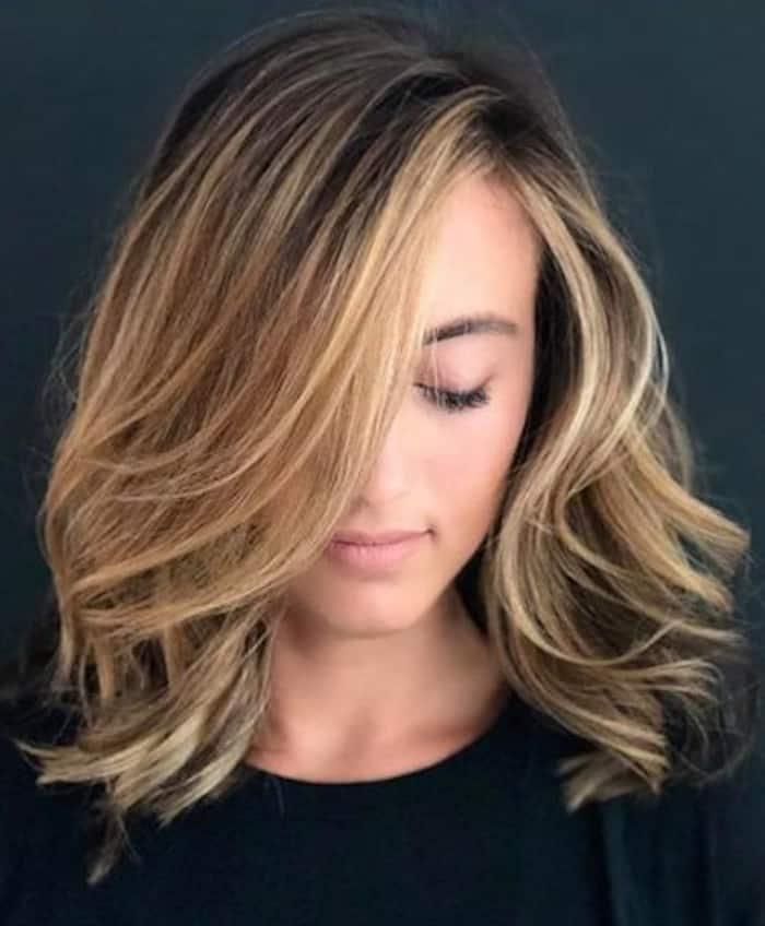 twilighting hair color trend 3