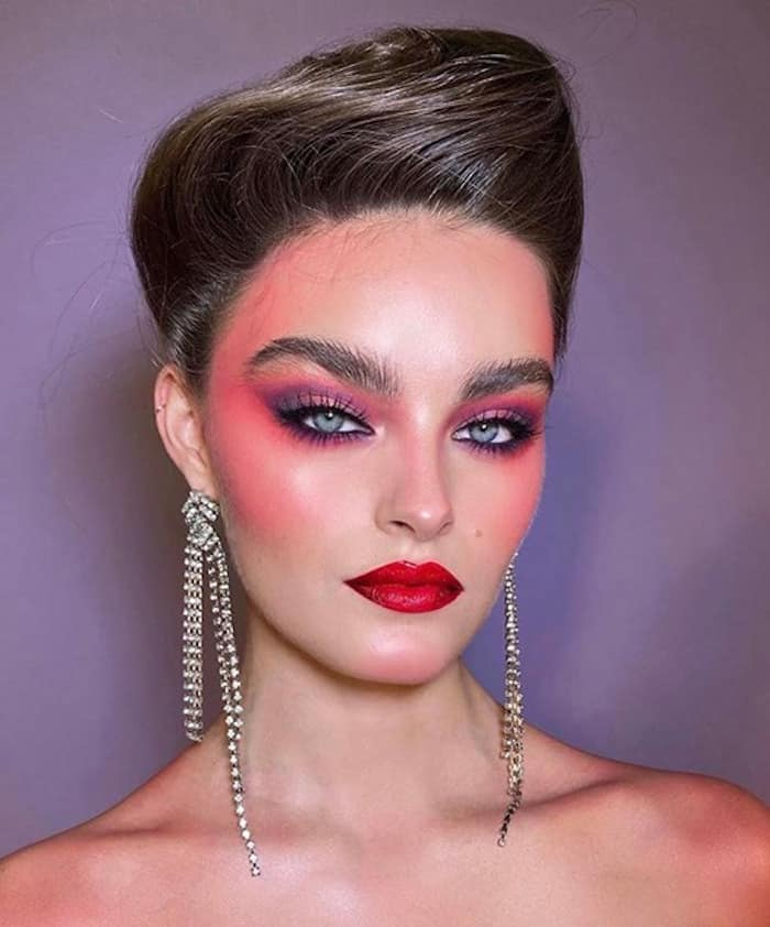 valentine's day makeup looks 4