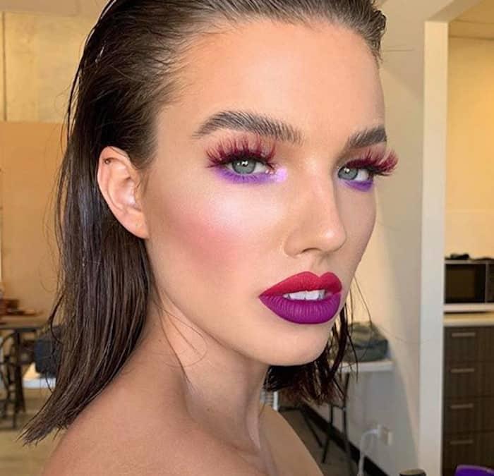 valentine's day makeup looks 9