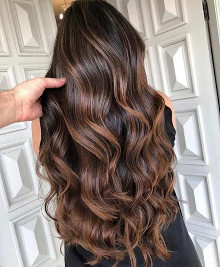 caramel hair 10