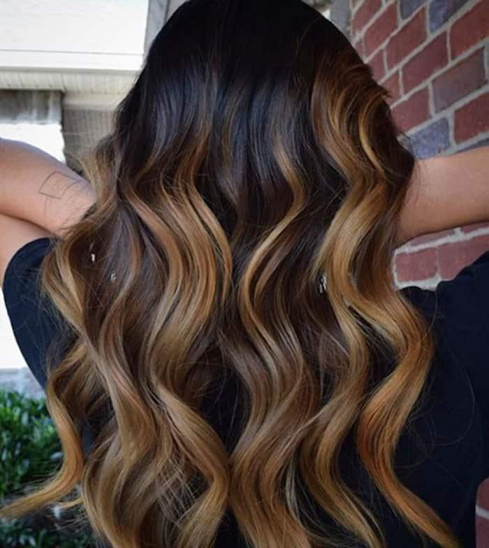 caramel hair 4