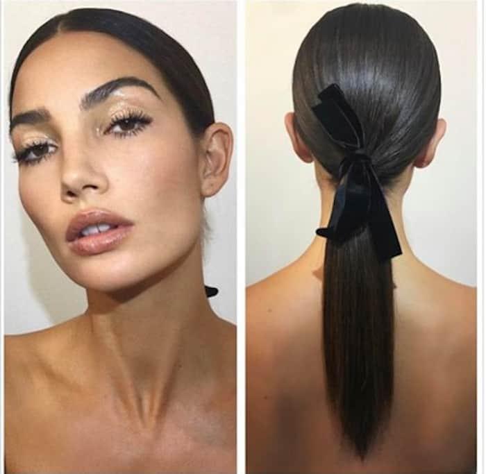celebrity straight hair hairstyles 6