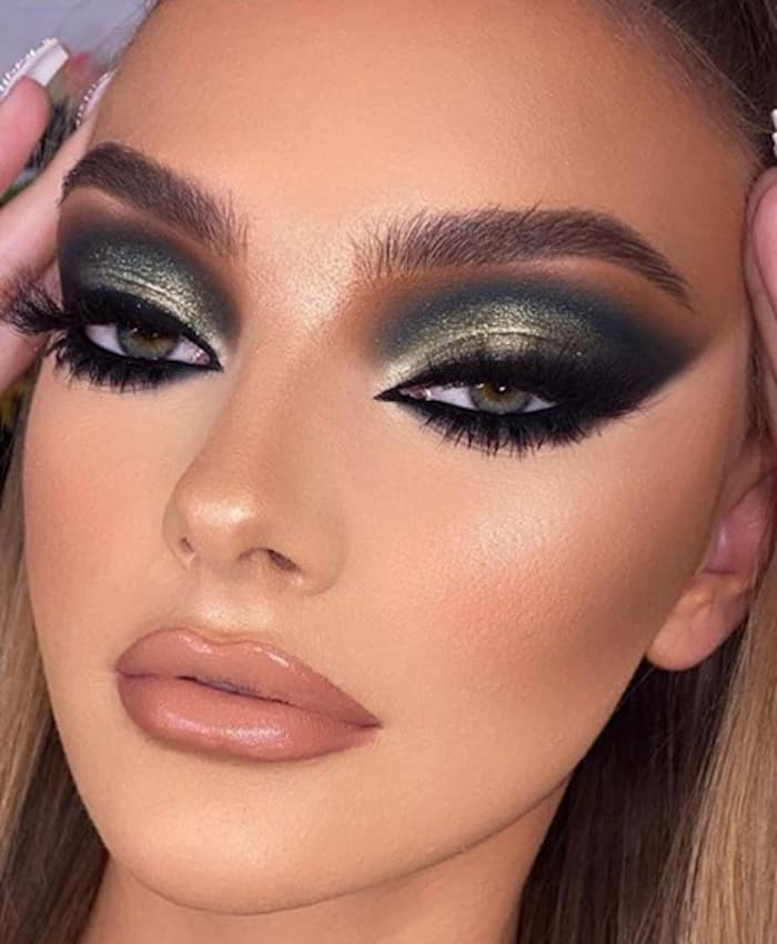 cool toned makeup is cool again 10