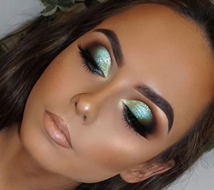 cool toned makeup is cool again 4
