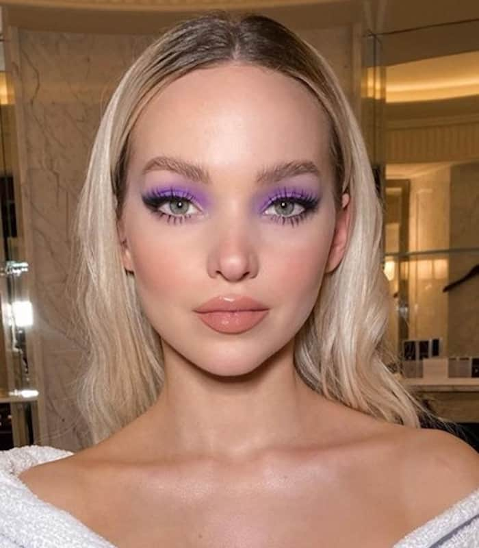 cool toned makeup is cool again 8