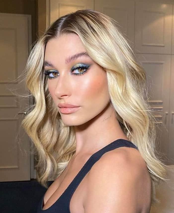 electric eyes makeup trend celebrities 1