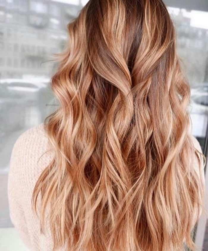 honey blonde hair color trend 5