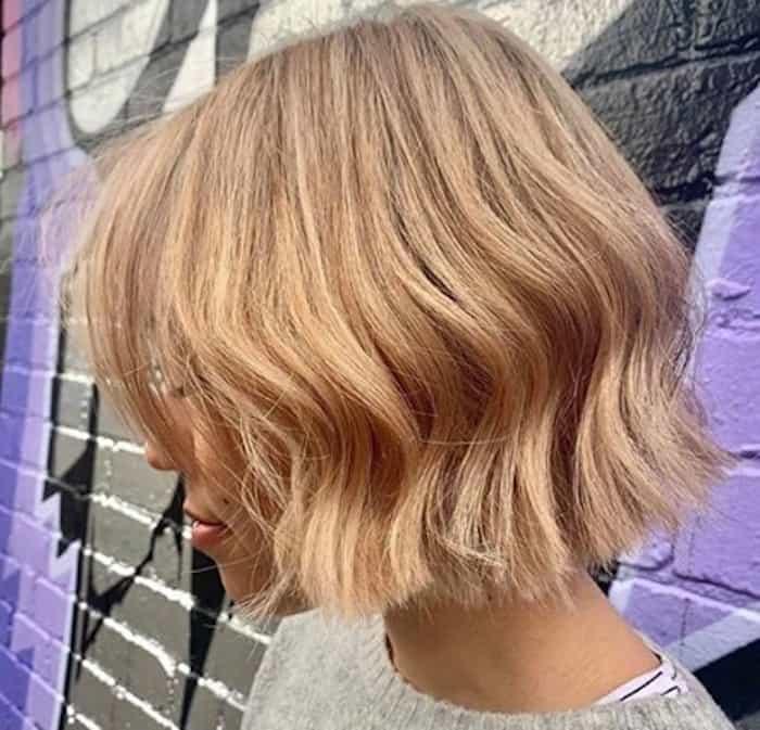 honey blonde hair color trend 8