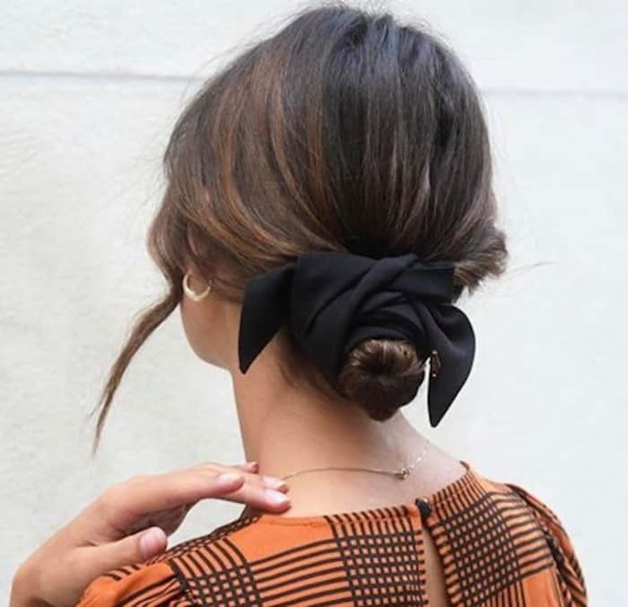 how to accessorize short hair 2