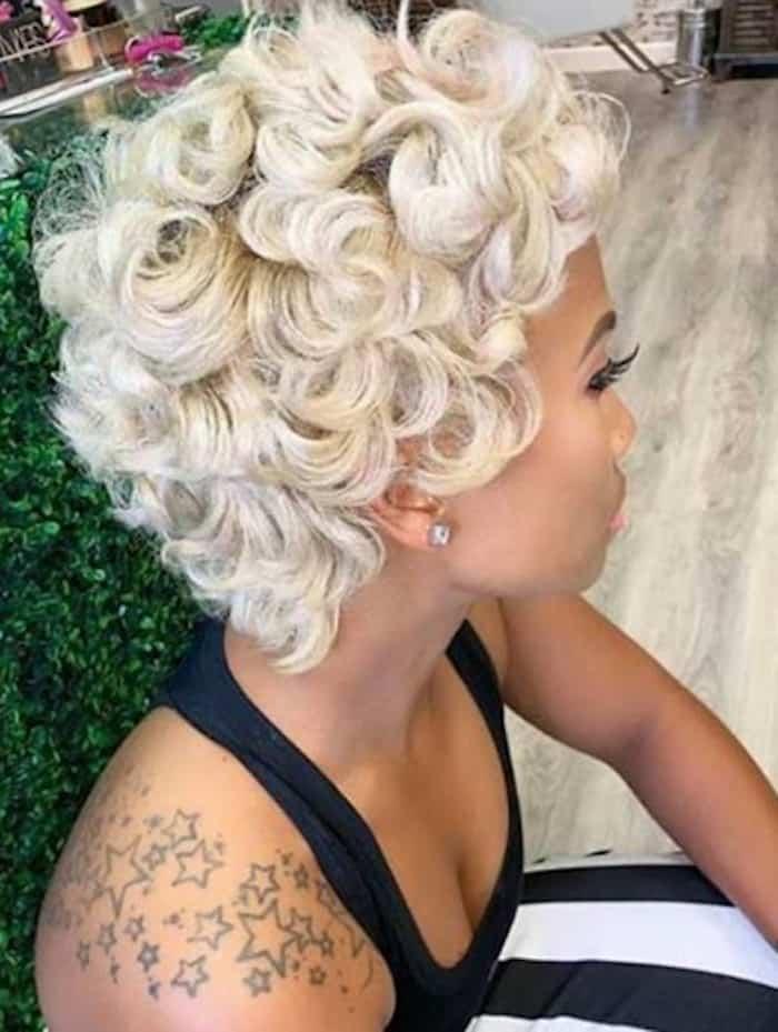 pin curls 9