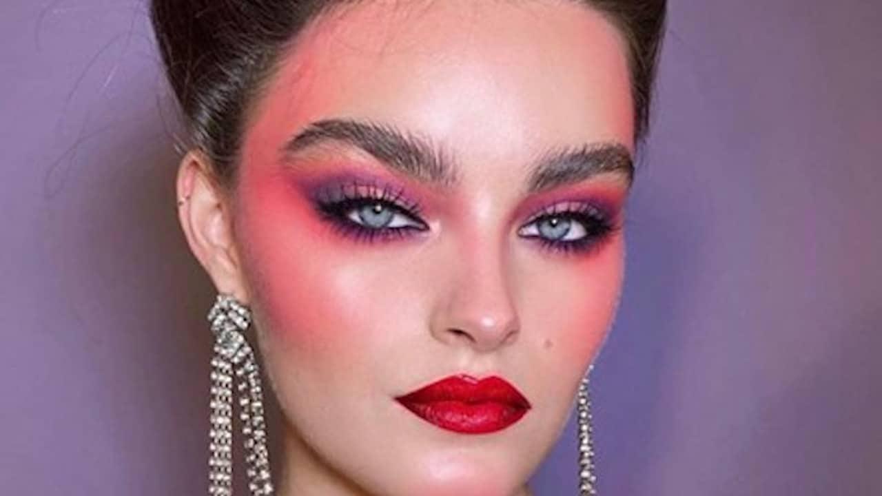 Romantic Makeup Looks Valentines Day