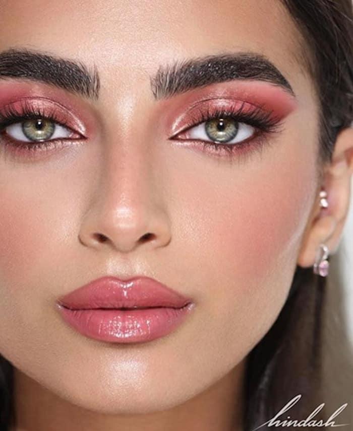 romantic makeup looks valentines day 5