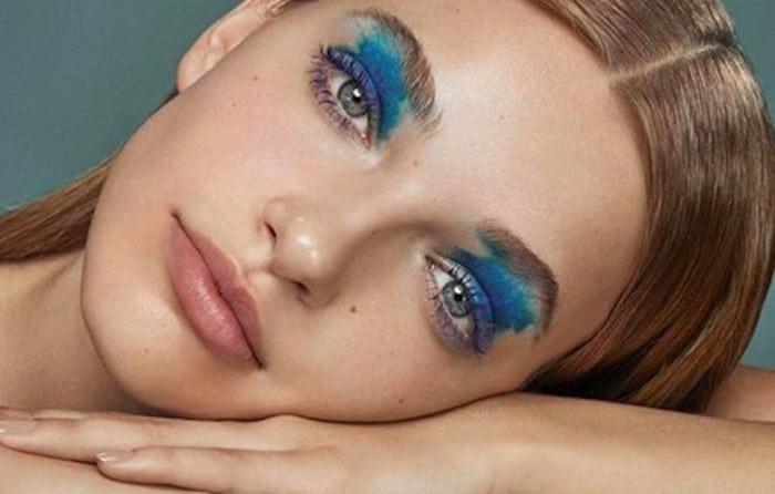watercolor makeup trend 4