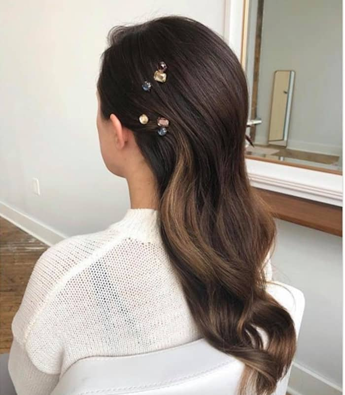bridesmaid hairstyles 7