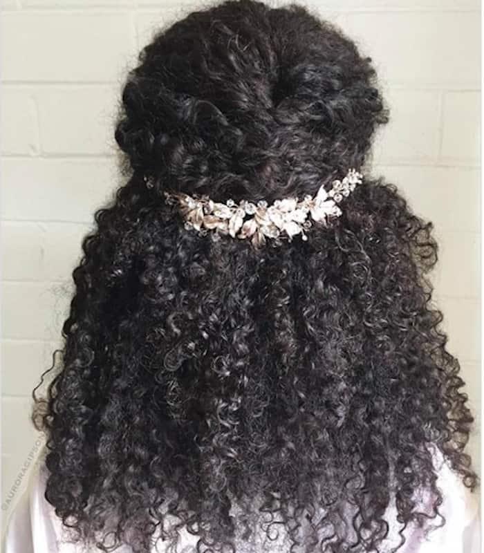 bridesmaid hairstyles 9