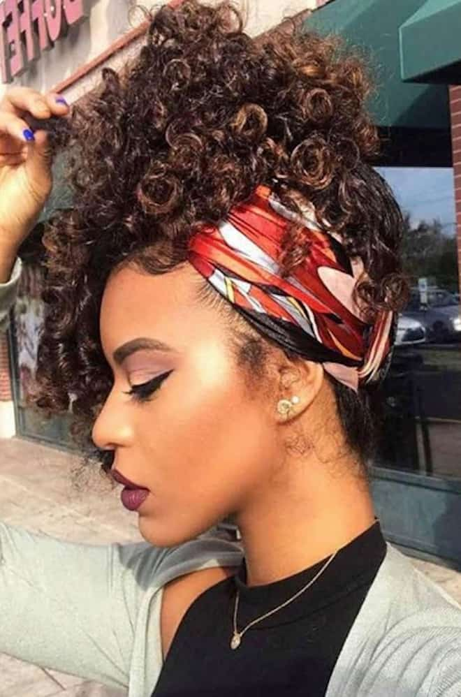 sexy and easy hairstyles for curly hair 4